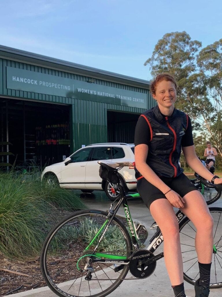 Annabelle McIntyre: Rowing and Riding in Lockdown 2