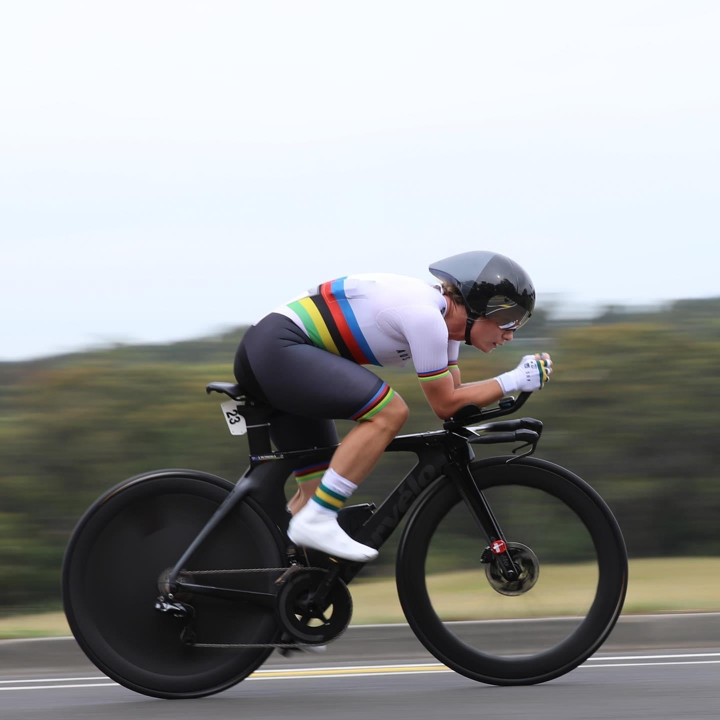 Emily Petricola: From rower to Paralympic cyclist