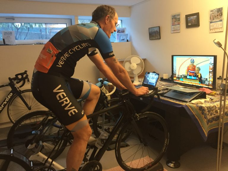 Training Indoors: An interview with Bryan Taylor 3