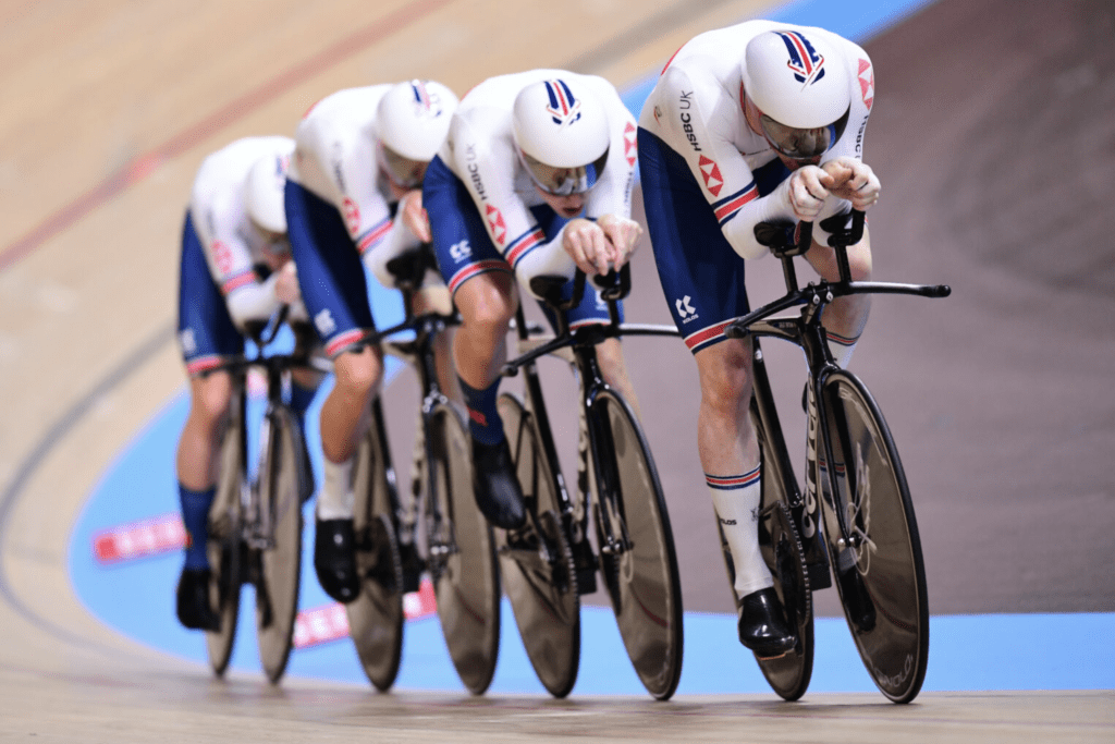 British Cycling and Verve Cycling extend partnership with new four-year deal 2