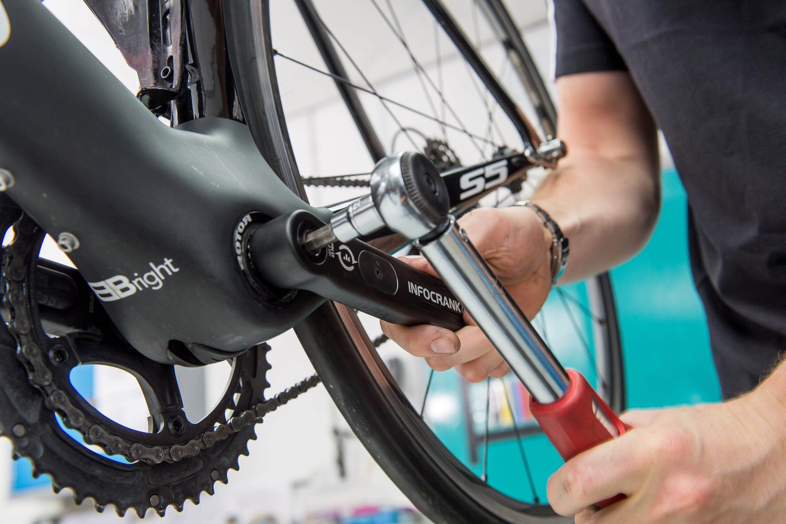 Halo Cycles appointed as UK InfoCrank Sales and Service Centre