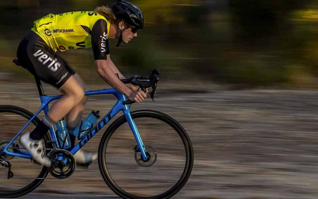 Verve Cycling partners with Veris Racing